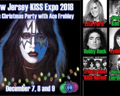 ACE FREHLEY To Perform 1978 Solo Album In Its Entirety At NEW JERSEY KISS EXPO
