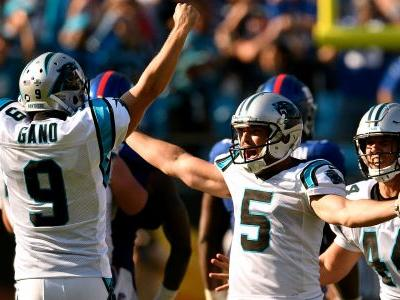 Graham Gano nails 63-yard game-winning field goal for Panthers