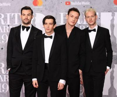 The 1975's A Brief Inquiry Into Online Relationships Wins Album Of The Year BRIT Award