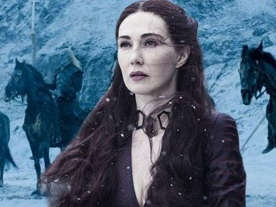 Game of Thrones: Where Melisandre Is