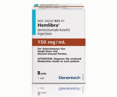 FDA Approves Genentech Hemophilia Drug, But Adds Safety Warning
