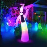 Amazon's Outdoor Halloween Decor Section Is So Crazy, It'll Astound Your Neighbors
