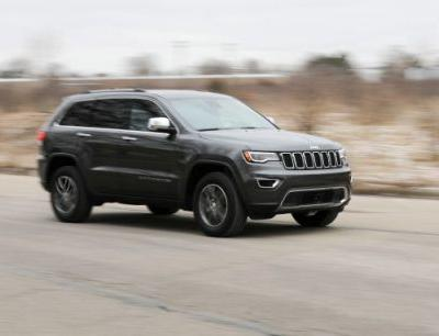 2018 Jeep Grand Cherokee In-Depth Test: More Than a Fashion Accessory
