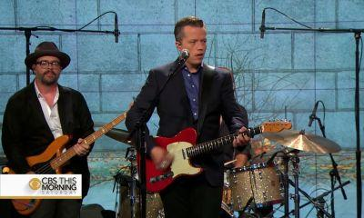 Watch Jason Isbell Play Three Songs On CBS This Morning