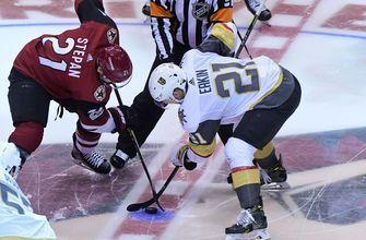 Coyotes-Golden Knights preview: Emotions will be high in Las Vegas