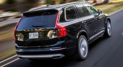 Volvo To Start Assembling XC90s In India