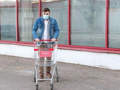 Wear a mask not just to protect against the COVID-19 virus but also to protect against permanent government surveillance