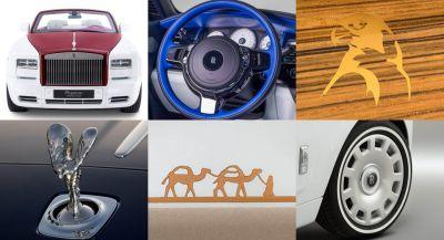 These 7 Unique Rolls-Royce Wisdom Editions Are Just For Abu Dhabi