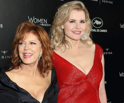 'Thelma and Louise' stars to reunite at Globes