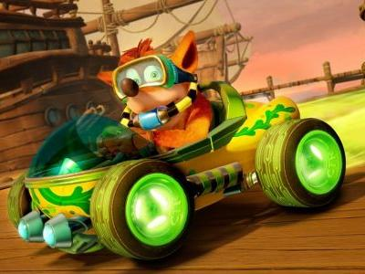 New update hoping to hit the gas on Crash Team Racing's Switch load times