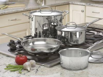 Upgrade Your Basic Pots and Pans For Just $62