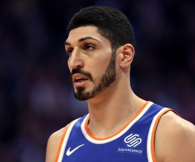 Turkey wants Enes Kanter arrested: Part of terrorist organization