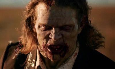 Exclusive Clip from Zombie Chiller It Stains the Sands Red