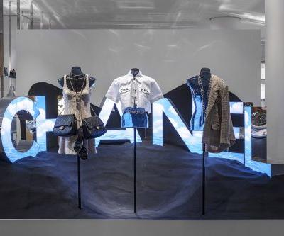 Barneys New York has Chanel for the first time ever