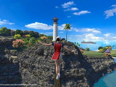 Everybody's Golf VR could easily be my next go-to unwinding game