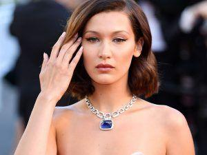 Bella Hadid And Lily-Rose Depp Steal The Show On The Cannes Red Carpet
