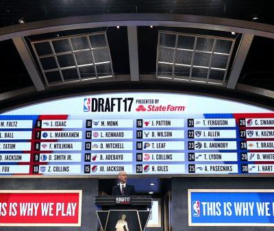 Phoenix Suns Win The First Overall Pick In The 2018 NBA Draft