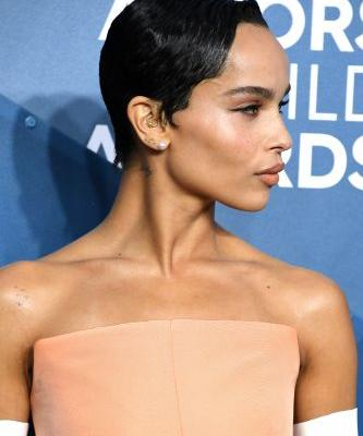 Zoe Kravitz Stuns At The 2020 SAG Awards
