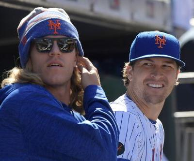 Noah Syndergaard rips into Mets over deGrom, workout schedule