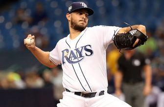 Jake Faria turns in strong start but Rays drop series opener to streaking Phillies