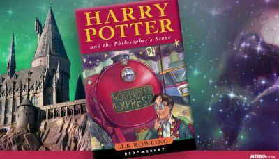 Yes, we're grown up and no, we won't let go of our Harry Potter obsession