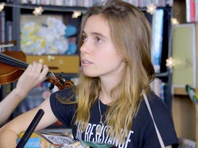 Julien Baker's Tiny Desk Concert Is Brutally Beautiful