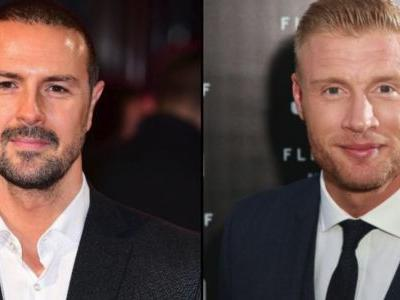 Top Gear's New Presenters Are Paddy McGuinness And Andrew Flintoff