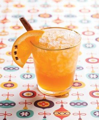 Holiday Tiki Drink: Nutty Like A Fruitcake
