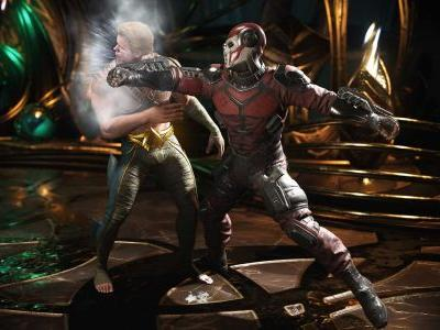 Try Injustice 2 for free on PS4 and Xbox for the next four days