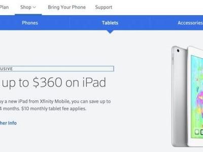 Apple Requires Comcast and Charter to Sell iPads and Apple TVs as Part of iPhone Deal