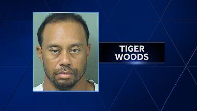 Tiger Woods had 5 drugs in his system at time of arrest, toxicology report says
