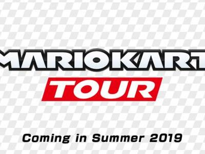 'Mario Kart Tour' Closed Beta Sign Ups Are Now Live for Android