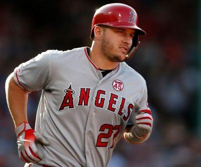 Mike Trout overcomes injury, tragedy to win third MVP award