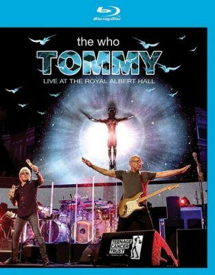 The Who to Release Tommy: Live at the Royal Albert Hall - October 13, 2017