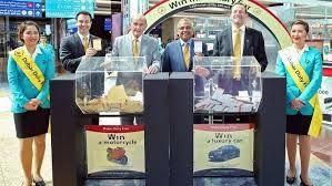 Dubai's Duty Free came first and won 'ME Travel Retailer of the Year'