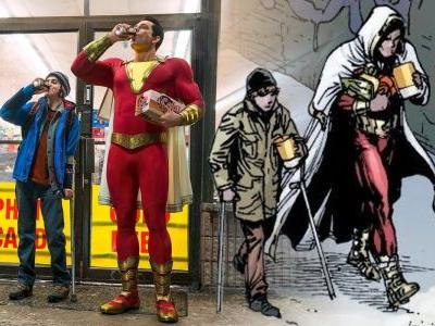 The Shazam! Movie Is Recreating the New 52 Comic Origin Story