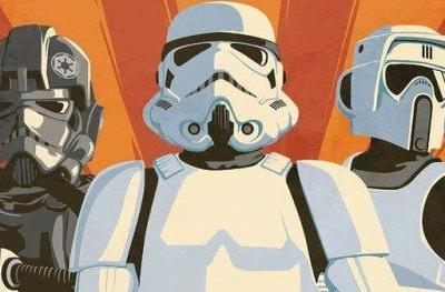 Star Wars: Galaxy's Edge Is Looking for Stormtrooper