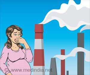 Hypertension In Childhood May Be Linked To Air Pollution Exposure In Womb
