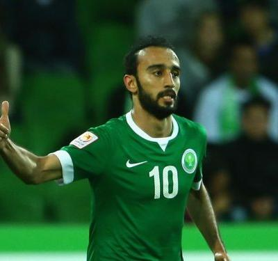 Manchester United confirm 'trial' for Saudi striker Al-Sahlawi