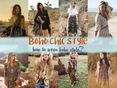 Boho Chic Style | How To Style & Wear Boho Outfit?