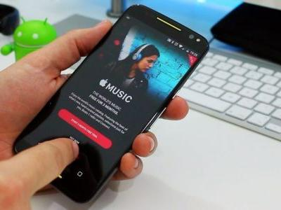Latest Apple Music for Android update brings Android Auto support, lyric search, more