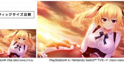 Nora to Oujo to Noraneko Heart HD Version Announced for Switch, PS4