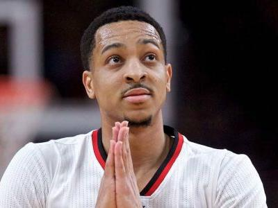 Blazers' McCollum suspended 1 game for leaving bench during altercation