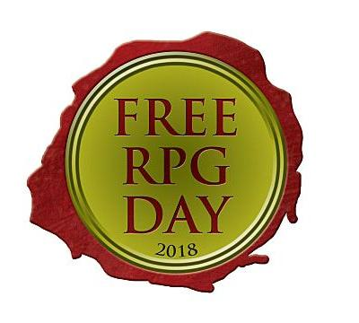 Free RPG Day 2018 - Everything You Need to Know to Get Your Free Books