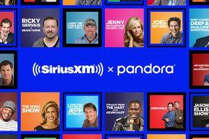 Pandora adds Jenny McCarthy, Ricky Gervais, Kevin Hart, more talk shows as podcasts