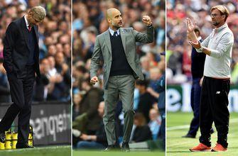 Manchester City, Arsenal, Liverpool vie for two Champions League places