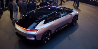 Faraday Future Wants To Raise A Billion Dollars