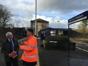 Passenger Improvements Planned For Fylde Railway Station