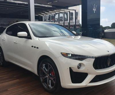 Maserati Reveal Levante GTS With A Ferrari V8