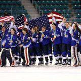 See the Sneaky, Historic Shot That Won the US Women's Hockey Team Gold!
